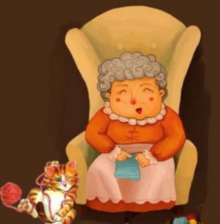 希望幼儿园小何老师 老奶奶和小花猫  主播: 希望幼儿园小何老师 324