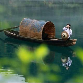 乌篷船 | 周作人