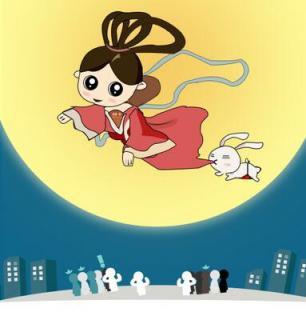 老妈通奸故事_东方金子塔幼儿园-园长妈妈讲故事《嫦娥奔月》