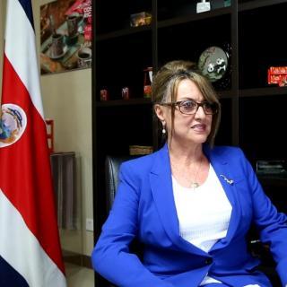 Embajadora costarricense habla del 10 aniversario de relaciones diplomáticas con China