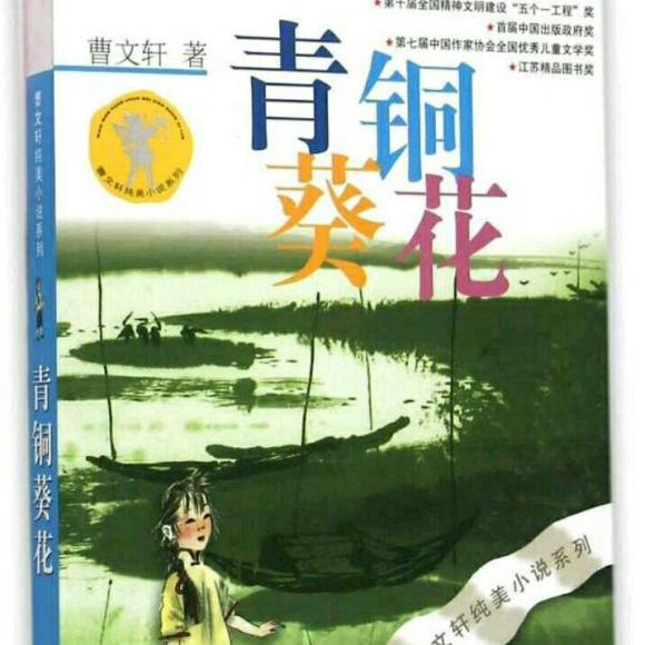 《青铜葵花只小木船2》图片