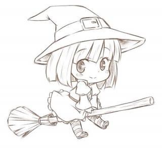 小女巫的魔法