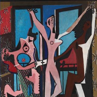 第126期:Pan Yu Liang: A Chinese Painter in Jazz Age Paris