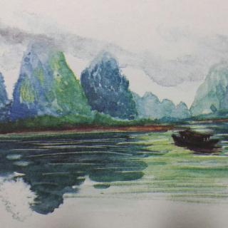 51桂林山水歌-贺敬之图片