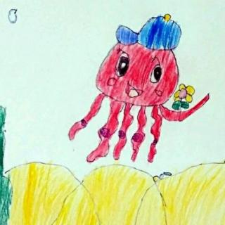 拼音儿童画画图片