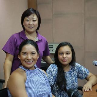 Hablando chino: Entrevista a la profesora Ana Sofía Fernandez y su alumna Ariana Martíne