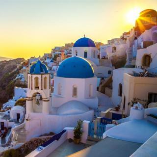 《跟着关键去旅行》去希腊只知道雅典?那你可亏大了