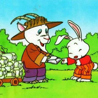 美瞳小哈佛幼儿园/睡前故事《懂礼貌的小兔39》