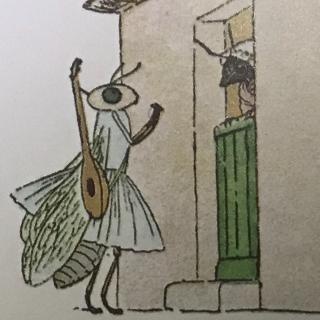 蚂蚁和蝉的故事���#_拉封丹寓言故事《蚂蚁和蝉》