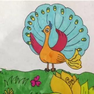 【骄傲的孔雀】在线收听_东方家园幼儿园谭老师的播客