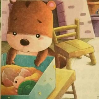 小棕熊的小伙伴