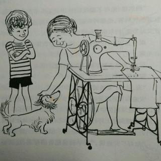 外婆简笔画步骤