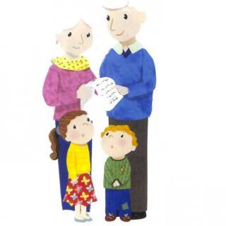 小百灵幼儿园绘本故事《和爷爷奶奶过周末》