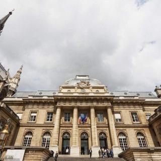 【穿透墙壁】巴黎司法大楼