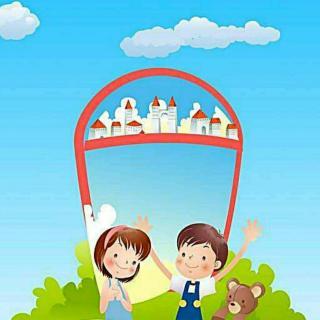 世纪花园幼儿园睡前故事《宝宝吃饭》