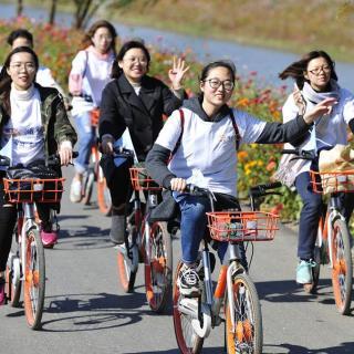 La economía colaborativa china se desarrolla rápidamente