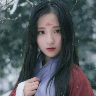 ps人物紫霞修图素材