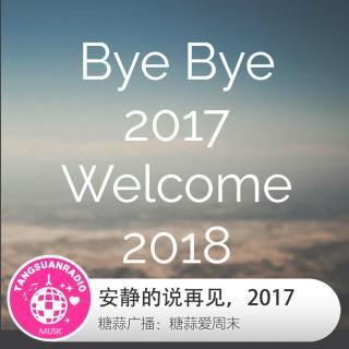 糖蒜爱周末:安静的说再见,2017
