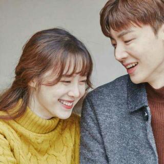 韩语美文–我们不能就这样相爱吗?