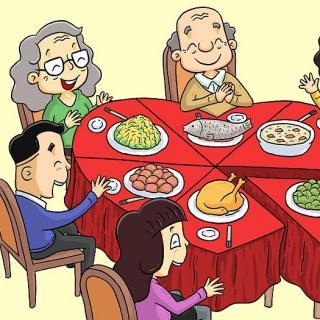 Puro chino:Posición de los asientos en un banquete chino