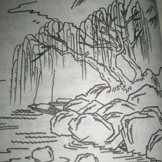 国画 简笔画 手绘 线稿 320_320