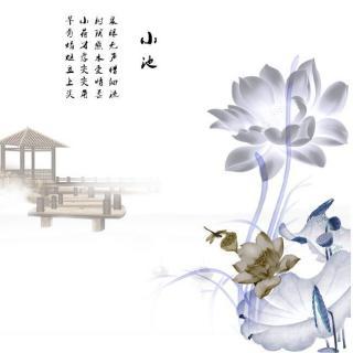 小池【宋·杨万里】图片