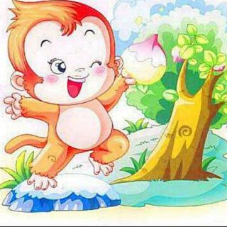 定州舞角星艺术幼儿园 睡前故事【★36小猴子下山】  1 0