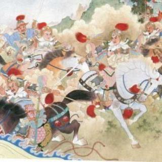 《三国演义》(83)赵子龙单骑救主