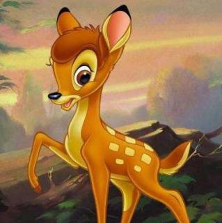 试音《小鹿斑比的出生》
