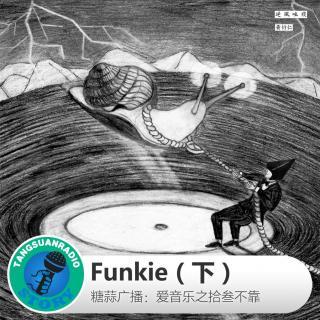 糖蒜爱音乐之音乐故事:Funkie(下)