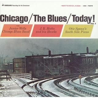 Tea for One/孤品兆赫-196, 布鲁斯/The Chicago Blues Today, 1965, Pt.3