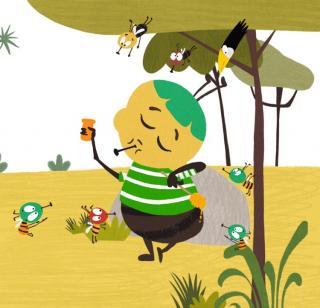 幼儿故事 蚂蚁