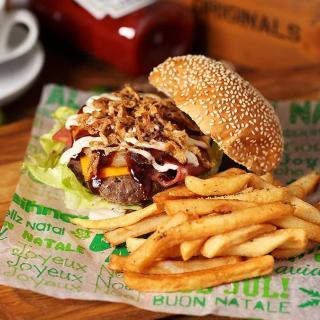 【行走的味蕾】原来我一直吃的是假汉堡!
