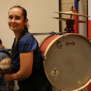 """智利乐队Tricahue Percusión y Saxofones与你""""相约北京"""""""