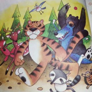 17动物王国开大会