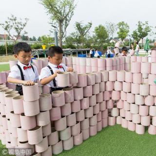 La transformación de las guarderías en la China rural