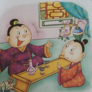 福娃幼儿园园长妈妈讲故事口若悬河睡前小故事
