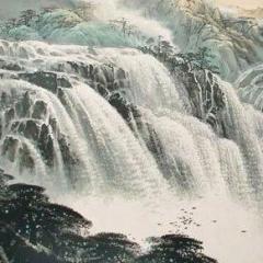 用心说 | 望庐山瀑布 - 李白