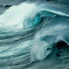 【自然的声音】海浪雷雨声