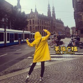 坐着游轮去阿姆斯特丹