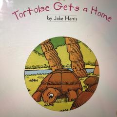 宝贝读Tortoise Gets a Home