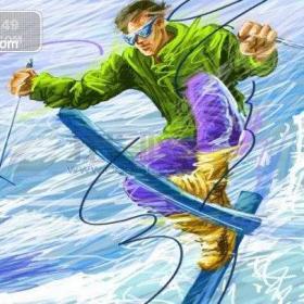 东北/日本/欧洲!带你逛遍全球最优粉雪滑雪场~
