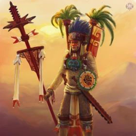 0103 818历史真相-狂暴易怒的阿兹特克人 玛雅人的恐怖