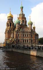 城市之光:Saint Petersburg 圣彼得堡