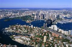 城市之光:Sydney 悉尼