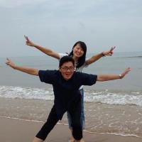 海边的心灵之旅