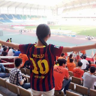 唯足球和爱情不可负❤