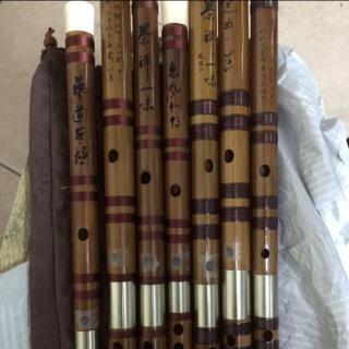 竹笛。红高粱。