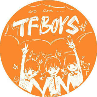 TFBOYSの橙色星海°