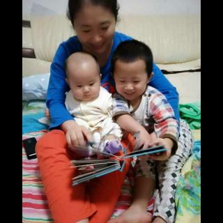 姐姐和弟弟